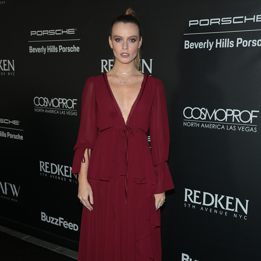 PGP LAFW Red Carpet Chloe Hurst